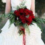 Le-bouquet-de-la-mariée-inspiration-Noël6-464x690