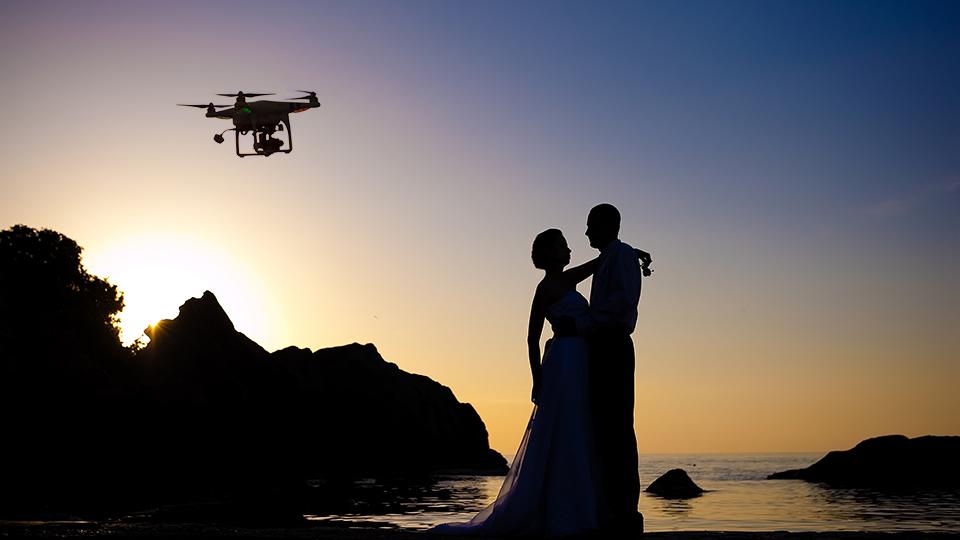drone-pour-le-Shooting-vidéo-de-votre-mariage