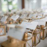 Lanternes miniatures cadeaux invités décoration de mariage